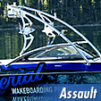 Assault  wakeboard tower