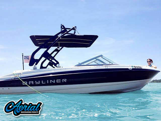 2011 Bayliner 195 Wakeboard Towers