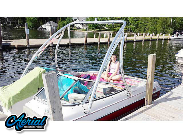 1994 Four Winns 180 Horizon SE (19') Wakeboard Tower, speakers, racks, bimini