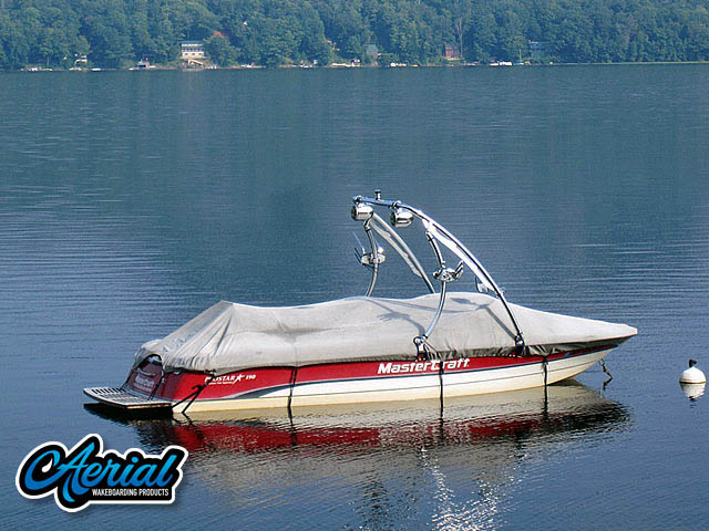 Wakeboard tower for 1996 Mastercraft Pro Star with Ascent Tower