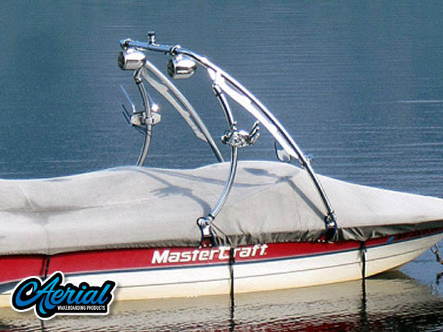 1996 Mastercraft Pro Star Wakeboard Tower, speakers, racks, bimini