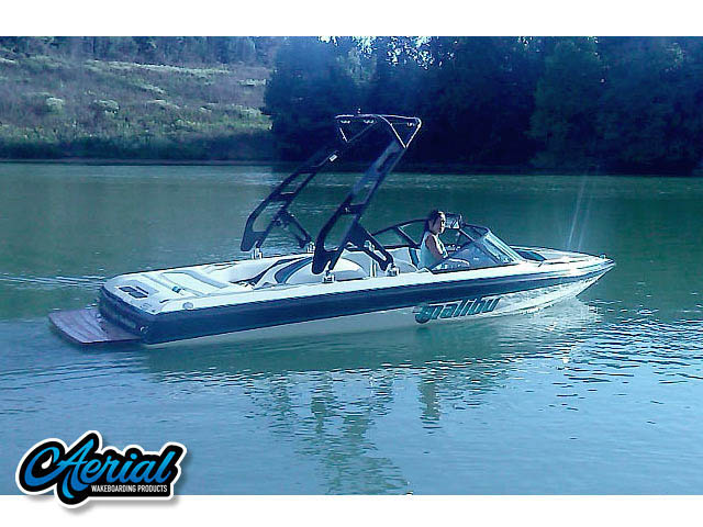 1997 Malibu Response LX Wakeboard Tower, speakers, racks, bimini