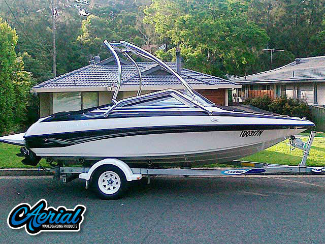 Wakeboard tower for Crownline 2009 with Airborne Tower