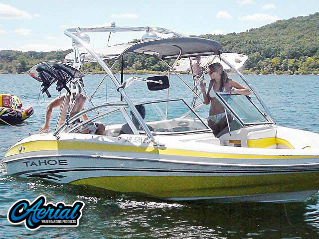 Wakeboard tower for 2004 Tahoe Q5 with