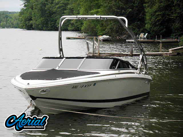 2001 COBALT 226 Wakeboard Tower, speakers, racks, bimini