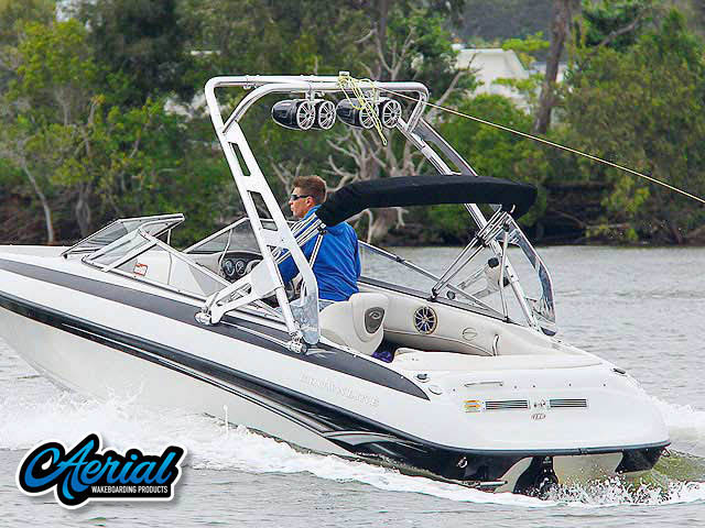 Wakeboard tower for 180 Crownline with FreeRide Tower