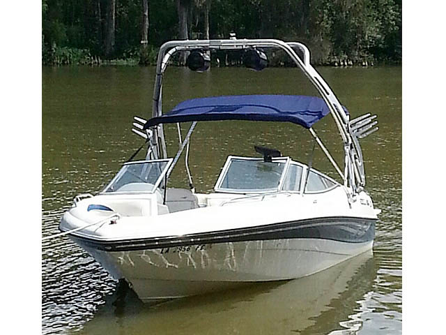2000 Four Winns Horizon Wakeboard Tower, speakers, racks, bimini