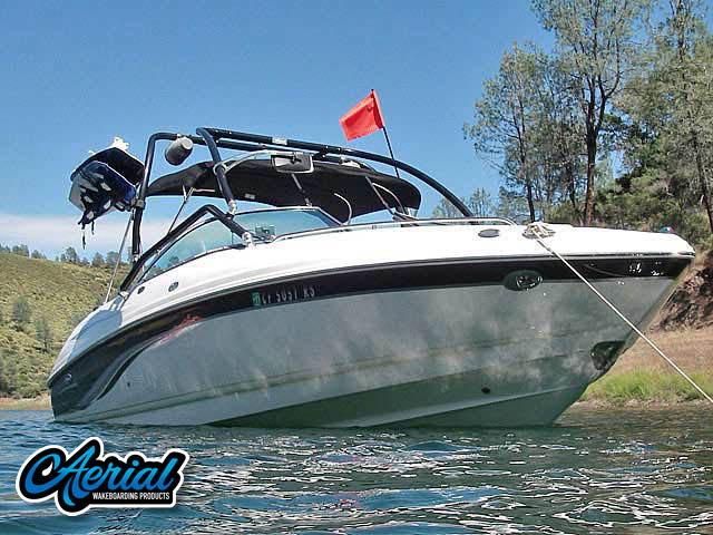 Wakeboard tower for 2005 Chaparral 230 SSi with Airborne Tower