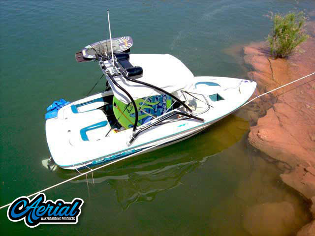 1997 Wellcraft excel 19ft Wakeboard Tower, speakers, racks, bimini