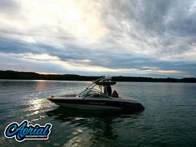 94 Mastercraft Maristar 225VRS Wakeboard Tower, speakers, racks, bimini