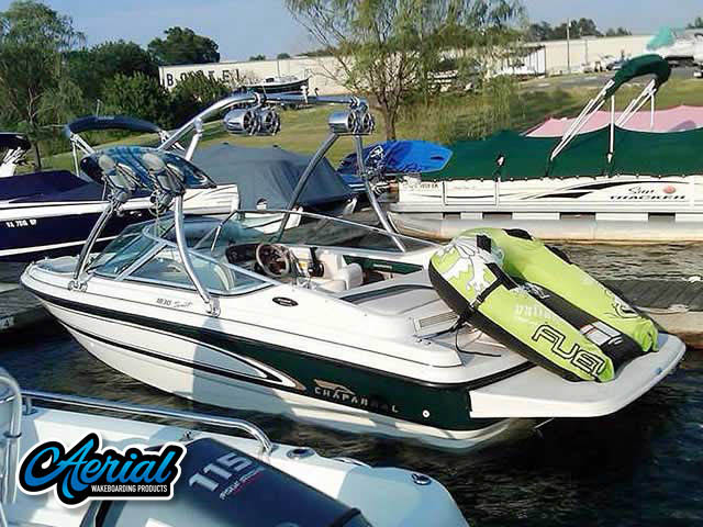 Wakeboard tower for 1997 Chaparral 1830SS with Ascent Tower