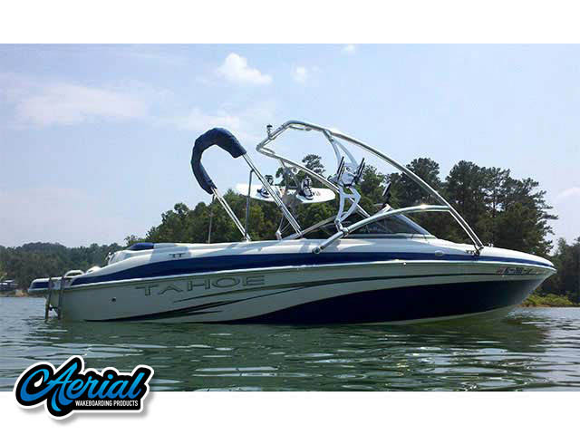 Wakeboard tower for 2008 Tahoe Q6 with Assault Tower