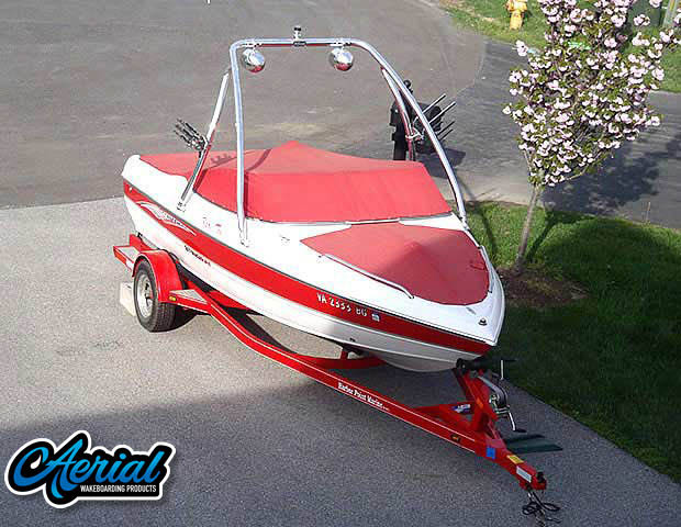 2005 Stingray 185 LX Wakeboard Tower, speakers, racks, bimini