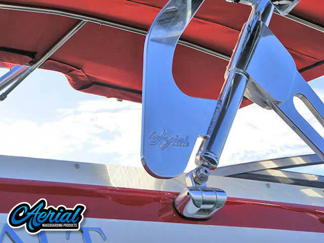 1994 Cobalt 252 Wakeboard Tower, speakers, racks, bimini