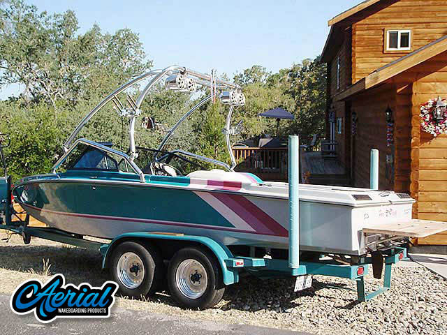 Wakeboard tower for 1995 Ski Centurion Bow Rider with Airborne Tower