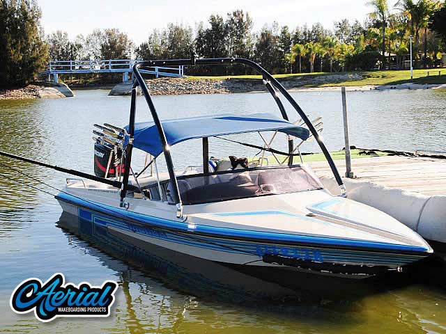 Wakeboard tower for 1994 Malibu Flight Craft 18XL with Ascent Tower