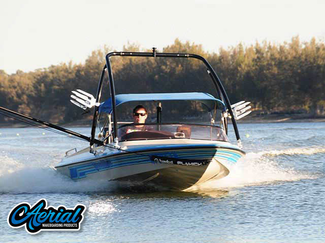 1994 Malibu Flight Craft 18XL Wakeboard Towers