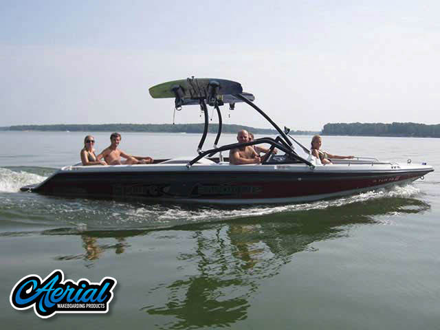 Airborne Tower Wakeboard Installed on 1991 Sport Nautique Boat