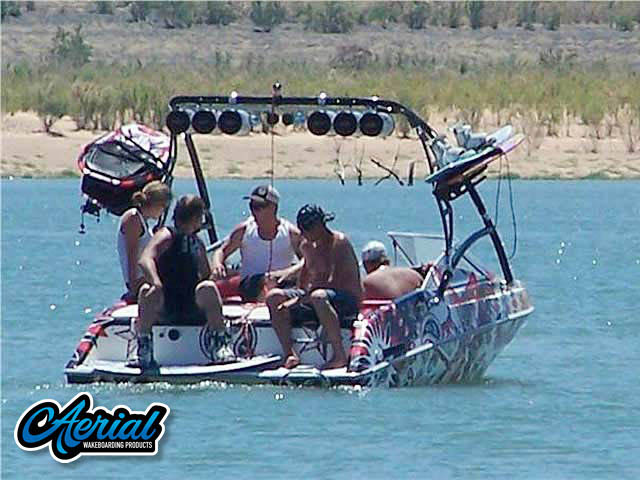 Wakeboard tower for 1992 Glastron GL1900 with Assault Tower