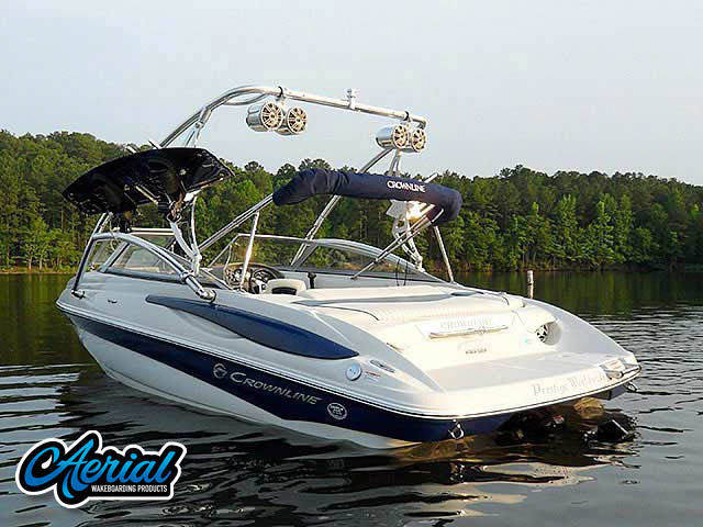Wakeboard tower for 2009 Crownline 195SS with Assault Tower