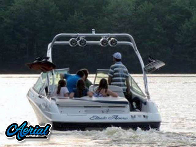 2006 Four Winns Wakeboard Tower, speakers, racks, bimini