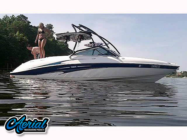 Wakeboard tower for 2004 Yamaha SX230 with Airborne Tower
