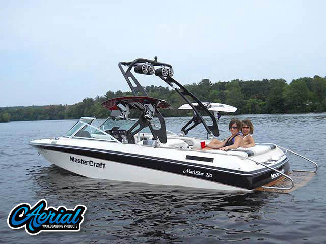 1990 Mastercraft Maristar 210 Wakeboard Towers