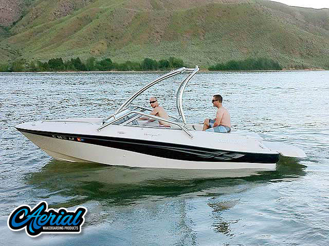 Wakeboard tower for 2001 Four Winns Horizon 180 with Airborne Tower
