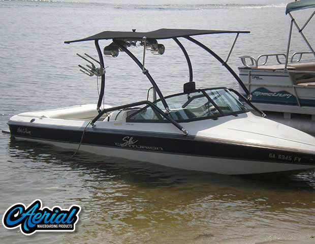 Wakeboard tower for 1996 ski centurion lapoint with Airborne Tower with Eclipse Bimini