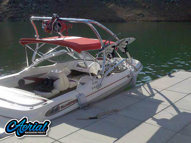 Wakeboard tower for 2001 Glastron SX195 with Airborne Tower