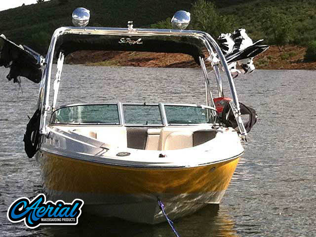 2007 Sea Ray 185 Sport Wakeboard Towers