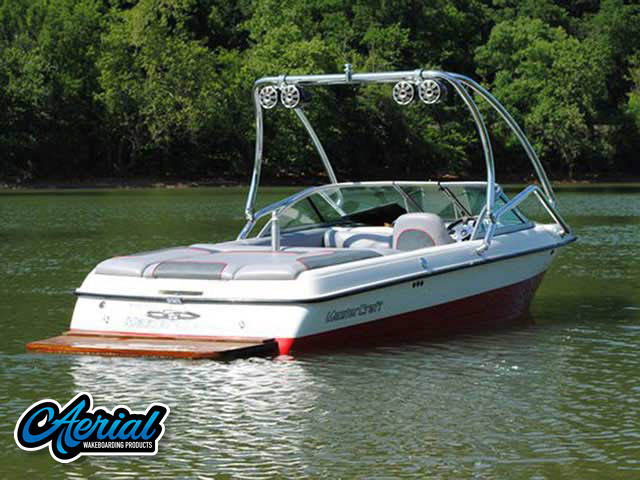 2002 Mastercraft X-Star Wakeboard Towers