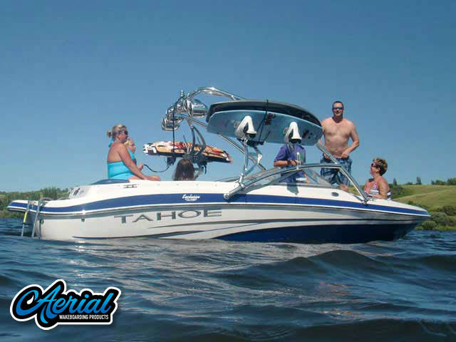 Wakeboard tower for 2008 Tahoe Q4 with Assault Tower