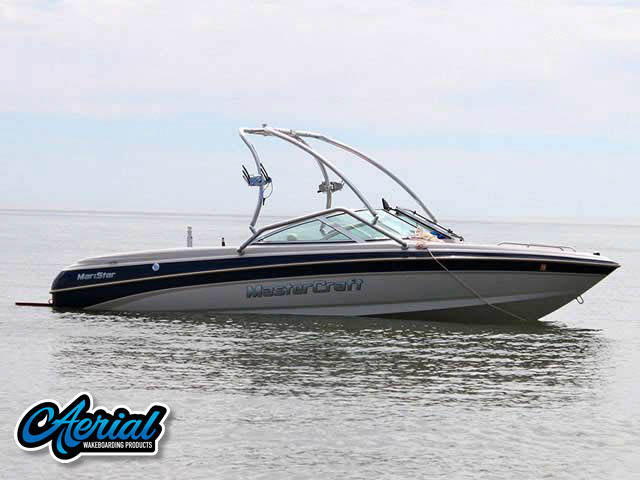 1999 MasterCraft MariStar 210 Wakeboard Tower, speakers, racks, bimini