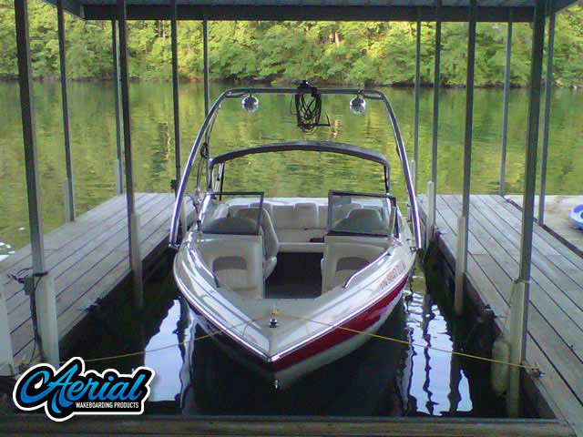 2004 Stingray 190LX Wakeboard Tower, speakers, racks, bimini