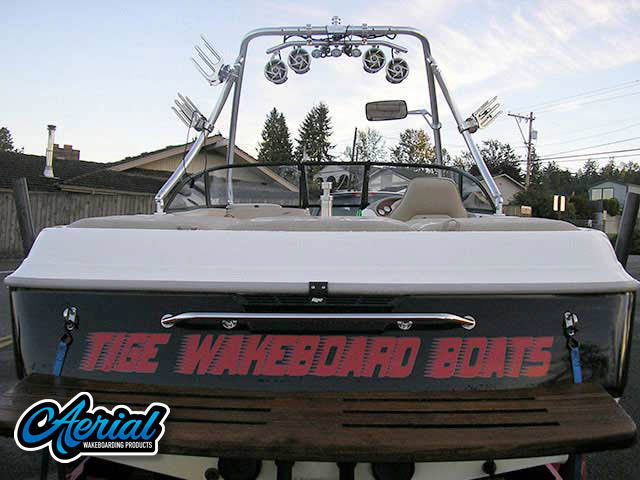 Wakeboard tower for 1999 Tige 2100V Limited with Ascent Tower