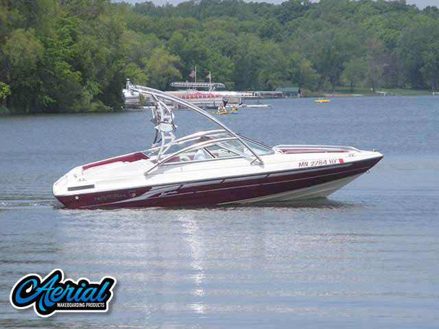 Wakeboard tower for 1995 Mariah Barchetta 182 with Assault Tower