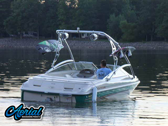 Wakeboard tower for 2003 Glastron GX-185 with Assault Tower