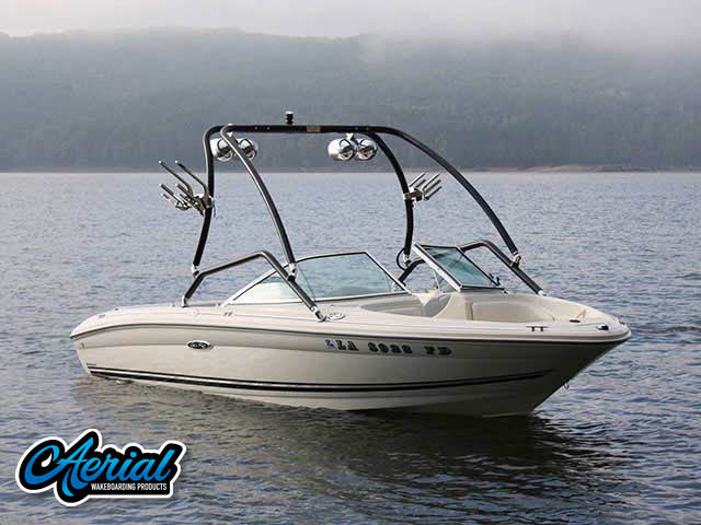 2001 Sea Ray 182 Bowrider Wakeboard Towers