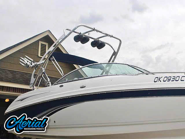 Wakeboard tower for Chaparral 230 SSI with