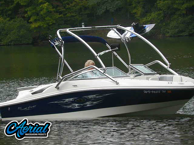 2008 Sea Ray 195 Sport Wakeboard Towers