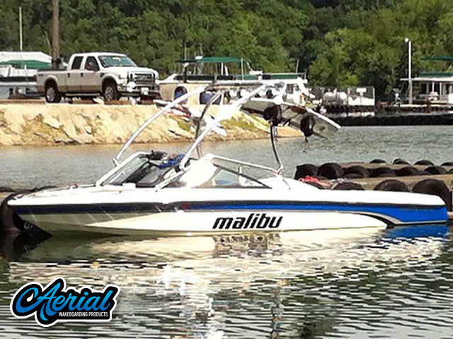 1998 Malibu Sportster LXI Wakeboard Tower, speakers, racks, bimini