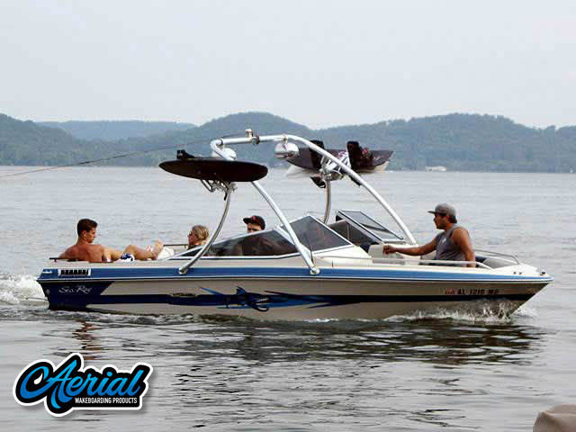 1989 Searay Wakeboard Towers