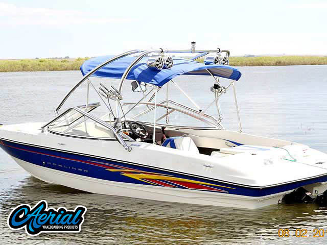 2007 Bayliner Wakeboard Towers