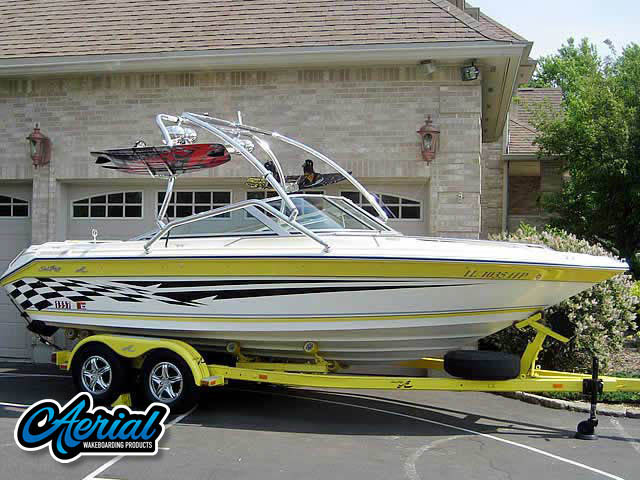 1990 Searay 190 Wakeboard Towers