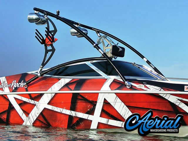 1995 Sunbird Wakeboard Tower, speakers, racks, bimini