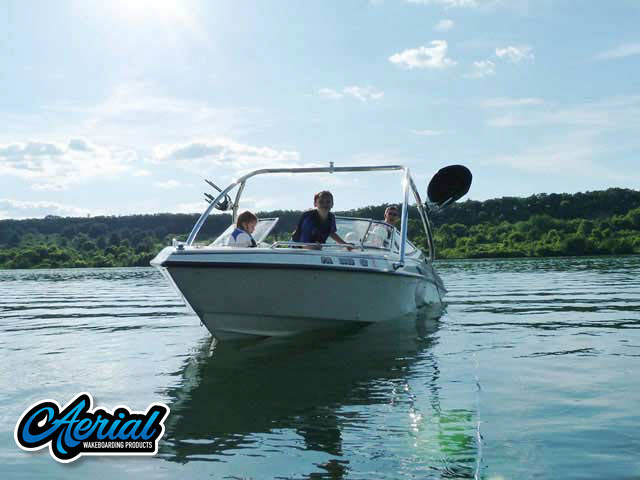 96 Sea Pro Citation Wakeboard Tower, speakers, racks, bimini