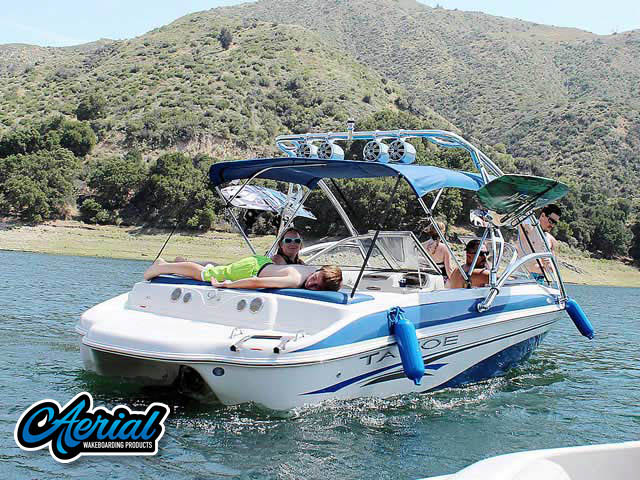 Wakeboard tower for 2006 Tahoe Q6 with Assault Tower