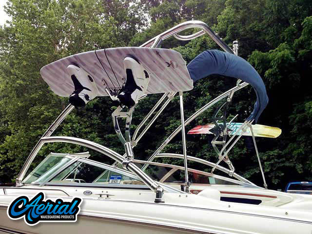 1998 Sea Ray 230 BR Wakeboard Towers