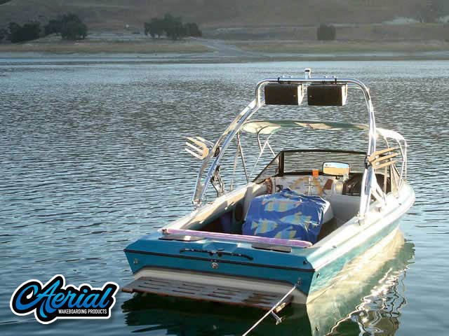 1991 Malibu Euro F3 Wakeboard Towers